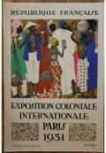 Jean de la Mézière — Exposition Coloniale Internationale de Paris