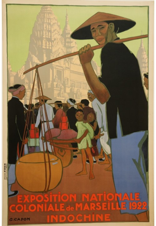 Georges Capon — Exposition coloniale de Marseille
