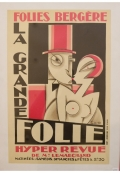 Maurice Picaud PICO La Grande Folie Folies Bergère