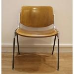 Giancarlo Piretti — Suite de six chaises