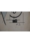 Kirill Zdanévitch — Composition abstraite