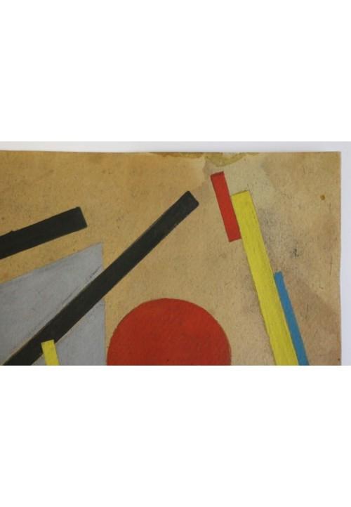Nina Kogan — Composition suprématiste