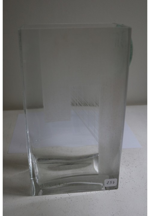 A. Riecke — Vase Art-Déco