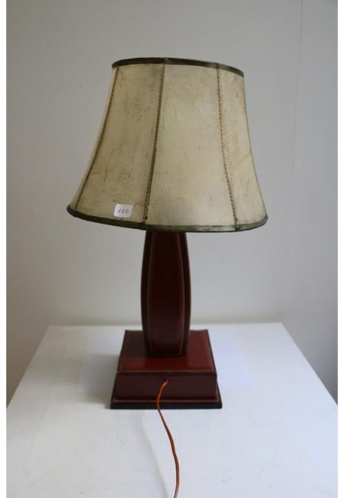 jacques adnet lampe de table avant garde gallery. Black Bedroom Furniture Sets. Home Design Ideas