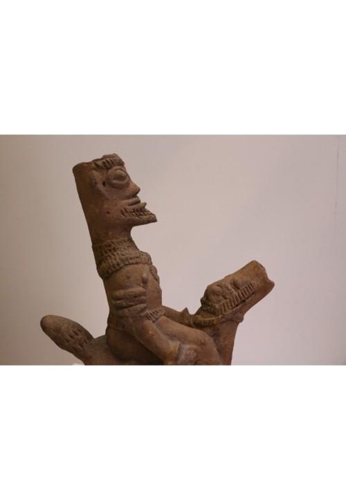 Figure équestre Koma-Bulsa