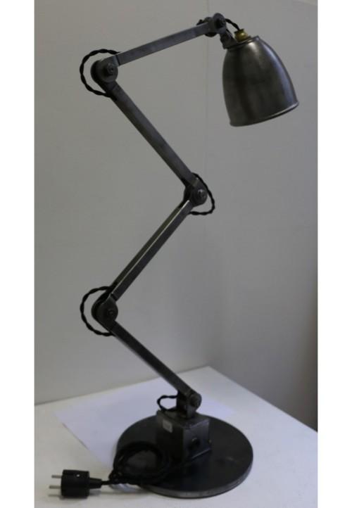 Lampe de table industrielle EDL